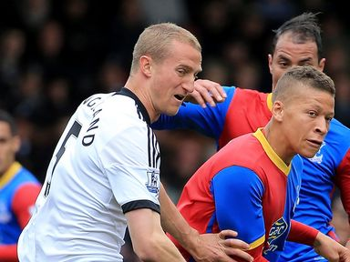 Brede Hangeland: Moves to Crystal Palace on a free transfer