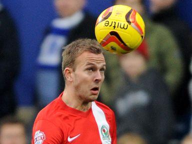 Jordan Rhodes: Scored the winner for Blackburn