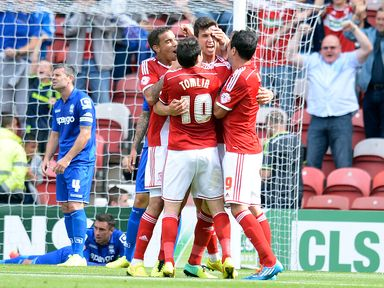 Middlesbrough: Can cause a shock at Anfield