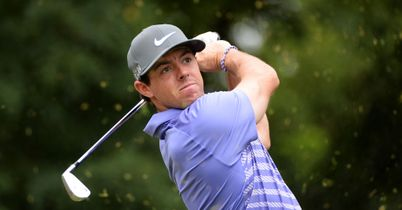 Rory back on track at Barclays
