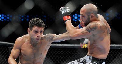 UFC: Shock win for dos Anjos