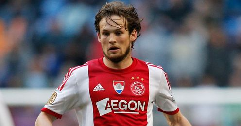Daley Blind: Dutchman completes move from Ajax to Manchester United