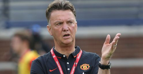 Louis van Gaal: Confident of bringing success back to Old Trafford