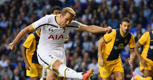Harry Kane: Missed a penalty but made amends with goal