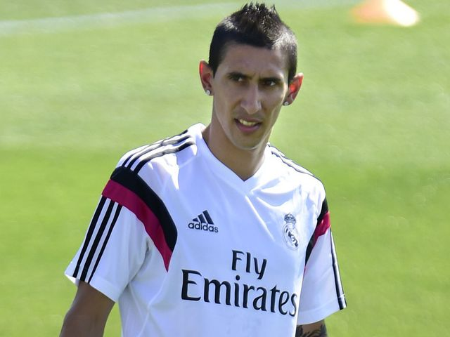 Angel Di Maria: Wanted by Laurent Blanc at PSG