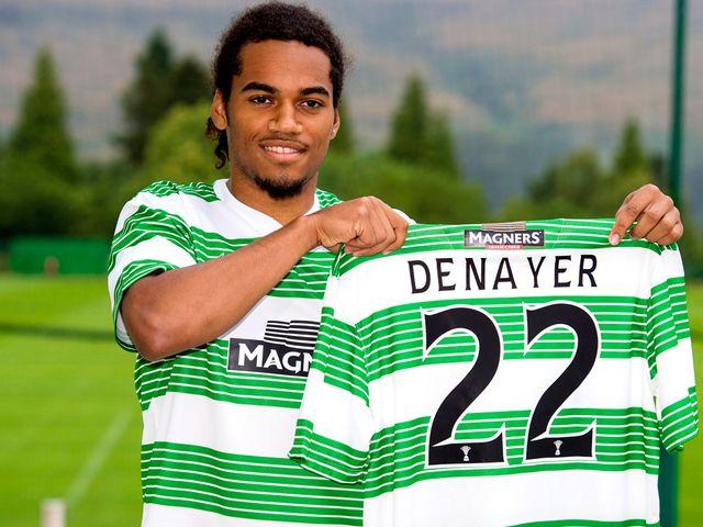 Jason Denayer: In Celtic squad for Wednesday match