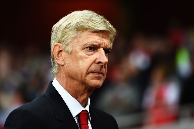 Arsene Wenger watched his side overcome Besiktas