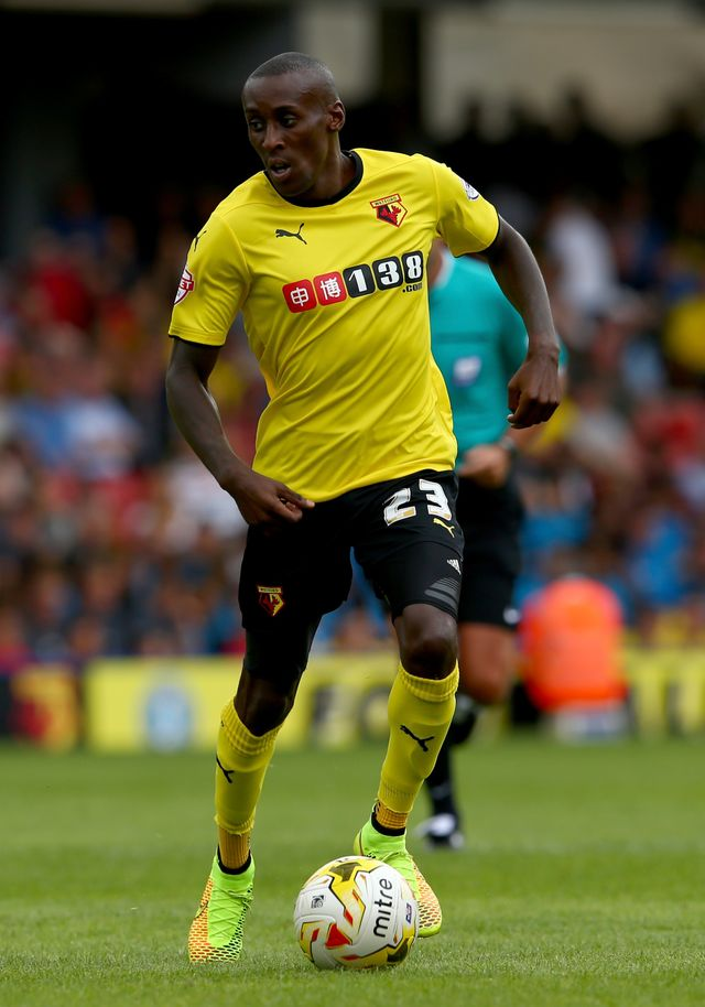 Lloyd Dyer: Scored first goal for Watford in the cup