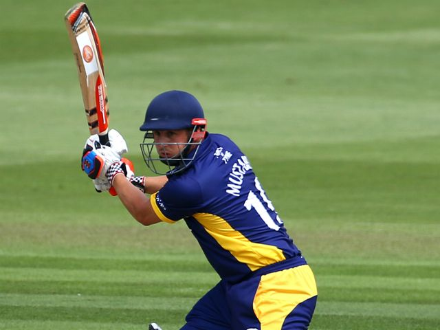 Phil Mustard: Inspired Durham's Royal London Cup victory against Glamorgan