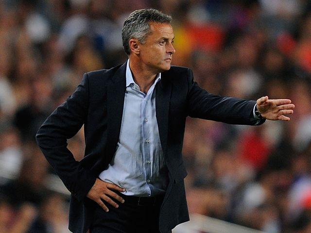 Fran Escriba: Preparing for his side's clash with Granada