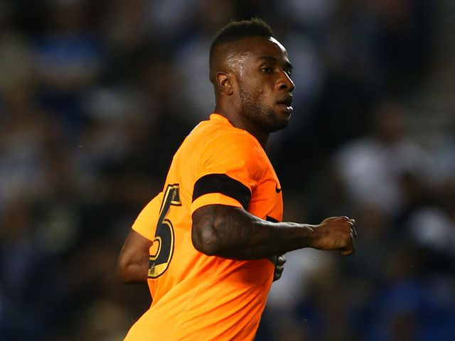 Kazenga LuaLua: Scored for Brighton