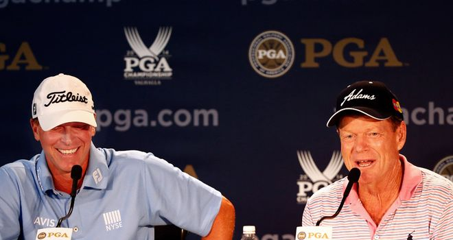 Steve Stricker: the Team USA vice-captain rules out with injuries until December