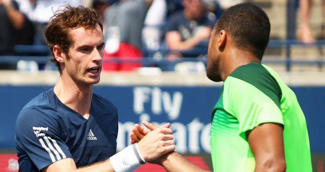 Andy Murray and Jo-Wilfried Tsonga set to meet again