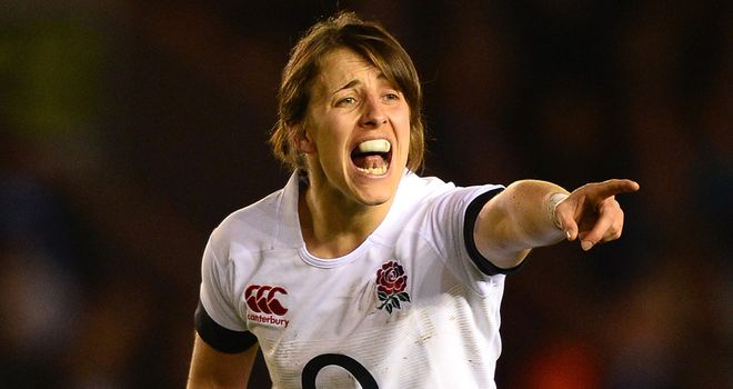 Katy Mclean: Great response from England against Ireland