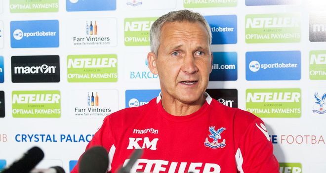 Keith Millen: Ready to face West Ham this weekend