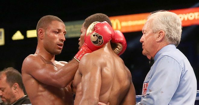 Kell Brook: Earned a majority decision win over Shawn Porter