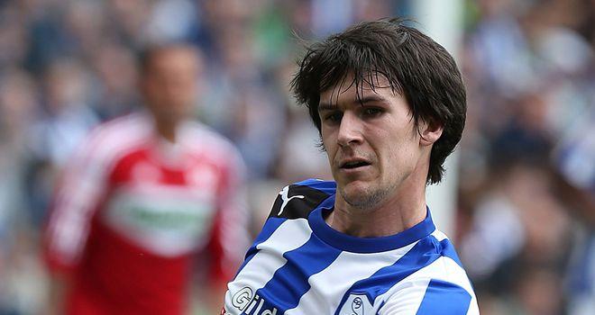 Kieran Lee: Earned Sheffield Wednesday draw at Barnsley
