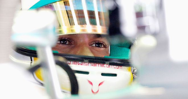 Lewis Hamilton: Playing the long game