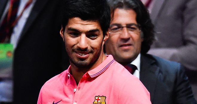 Luis Suarez: Big name summer arrival at Nou Camp