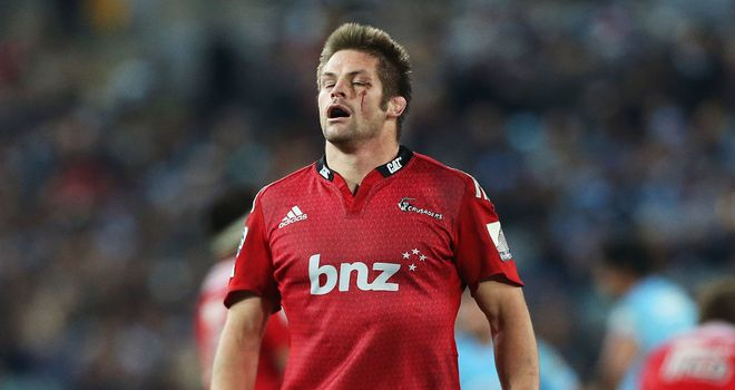 Richie McCaw: Pushed his luck