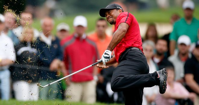 Too early for Tiger? Did the 14-time major champ rush back to action