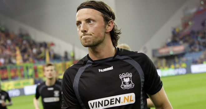 Bart Vriends: Scored only goal of the game