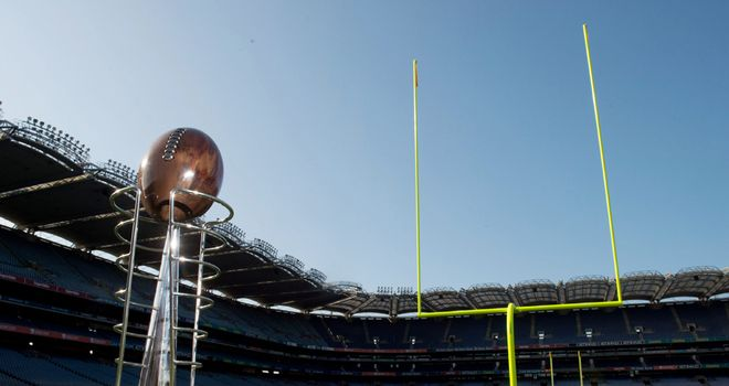 Penn State face the University of Central Florida in the Croke Park Classic on Saturday