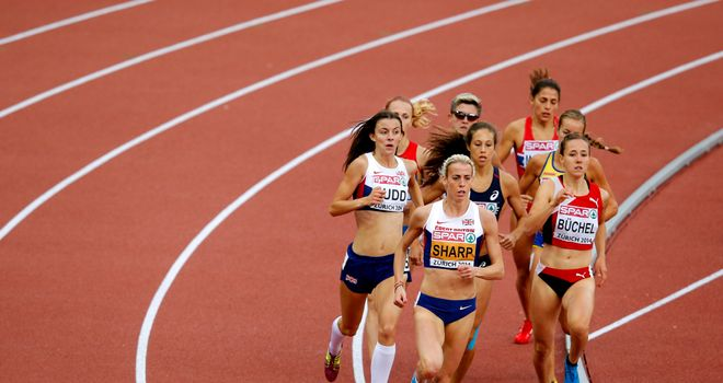 Jessica Judd: Finished third to reach the 800m final in Zurich