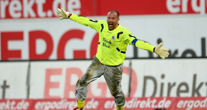 Gabor Kiraly: Former Crystal Palace goalkeeper is set to return to London with Fulham