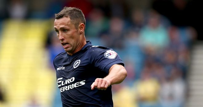 Scott McDonald: Made the difference for Millwall