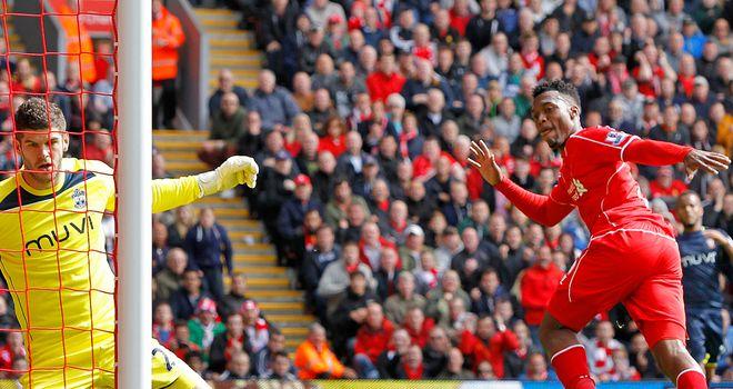 Daniel Sturridge: Scored against Southampton