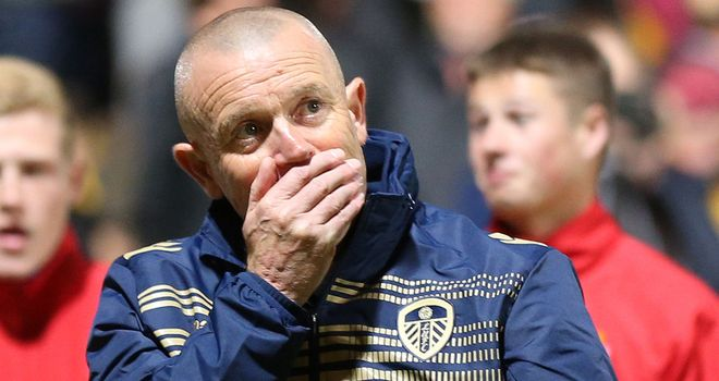 Dave Hockaday: Axed as Leeds boss