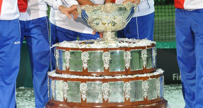Davis Cup: Security issues forced play-off between Ukraine and Belgium to be moved