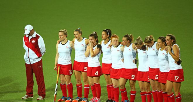 England: Were on course for gold until Australia equalised with 17 seconds left