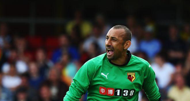 Heurelho Gomes: Starting afresh at Watford