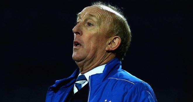 Mark Lillis - appointed caretaker manager at Huddersfield