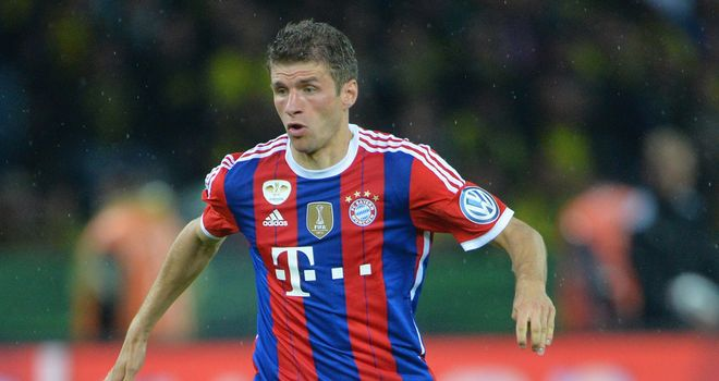 Thomas Muller: Remains fully committed to Bayern Munich
