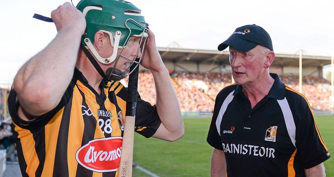 Henry Shefflin has had to settle for a substitute's role this summer