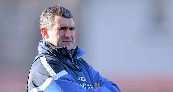Liam Sheedy: Managed Tipperary to an All-Ireland title in 2010