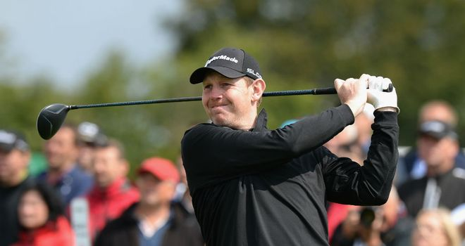 Stephen Gallacher: Needs a win or runner-up finish in Italy to qualify for Ryder Cup
