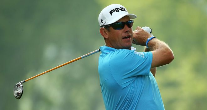 Lee Westwood: Early pace-setter in US PGA Championship