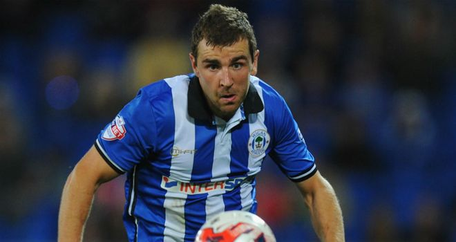 James McArthur: Remains a Wigan player after Leicester City called off a move