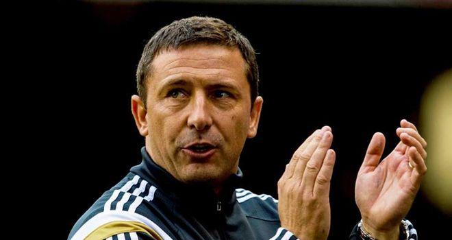Derek McInnes: Aberdeen manager pleased with victory