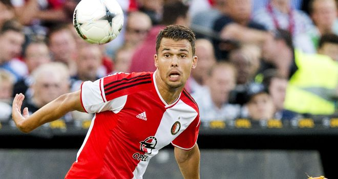 Mitchell Te Vrede: Scored for Feyenoord on Friday night
