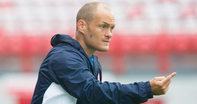 Alex Neil: Hamilton player-boss has watched his team win two of their three league games