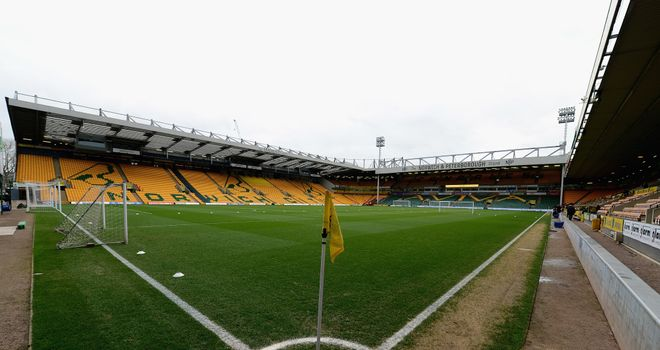 Carrow Road: Norwich beat Watford 3-0 on Saturday