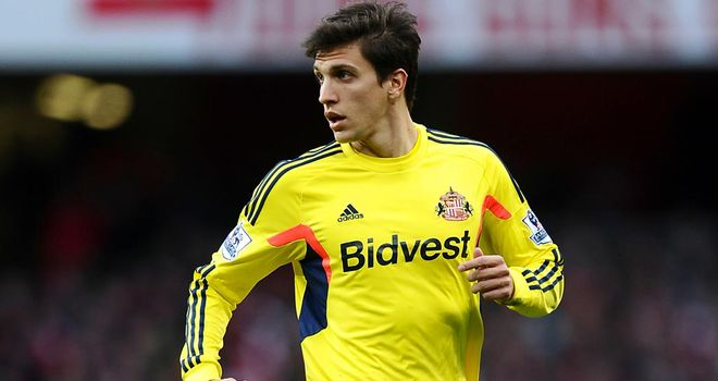 Santiago Vergini: The defender returns to Sunderland for his second loan spell