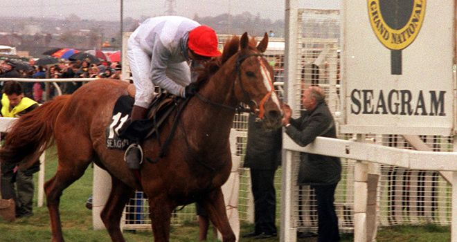 Sir Eric Parker, Owner Of 1991 Grand National Hero Seagram
