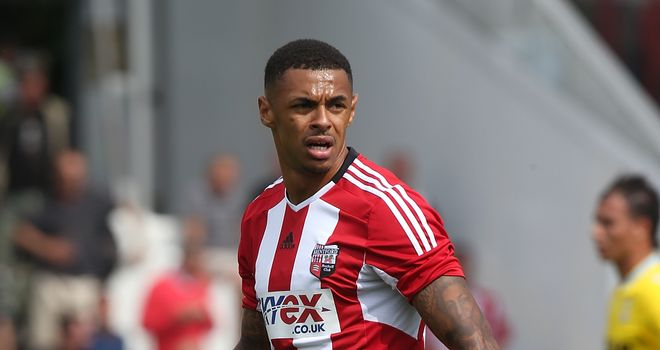 Andre Gray: Scored in win over Rotherham