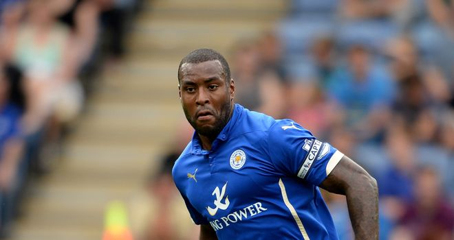 Wes Morgan: Claimed winner for Leicester